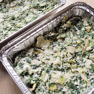 Artichoke Spinach Dip.