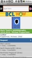 Screenshot of BCL WoW
