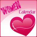 Women Calendar free(Menstrual) icon