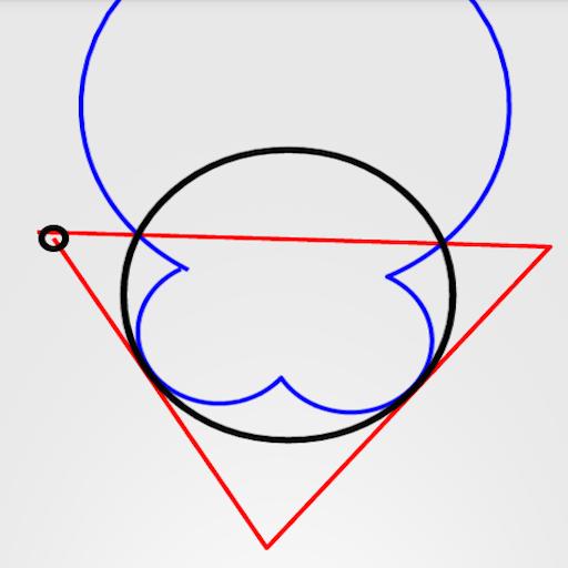 CircleInversion LOGO-APP點子