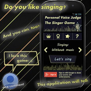 Personal Voice Judge- screenshot thumbnail
