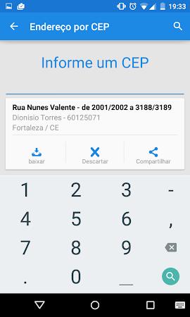 CepLive-O - Brazil address v0.1L screenshot 2024340