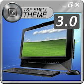 TSF Shell HD Theme Desktop PC