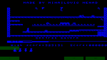 Screenshot of Orao Emulator