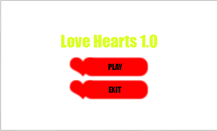 Love Hearts - Valentine - screenshot