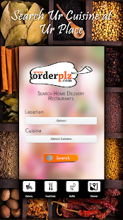 Orderplz - Easy food order App- screenshot thumbnail