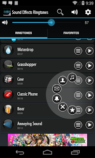 Sound Effects Ringtones - screenshot thumbnail