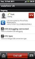 Screenshot of PhoneToGo