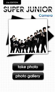 Super Junior Camera - screenshot thumbnail