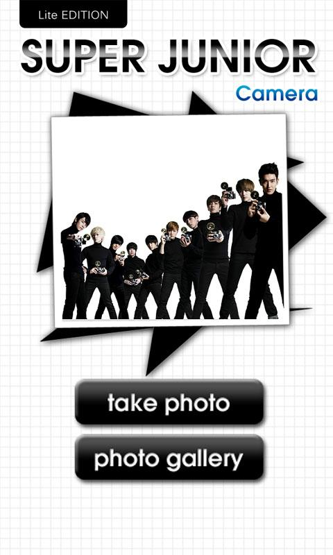Super Junior Camera - screenshot