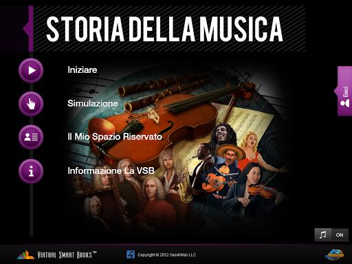 VSB Storia della Musica