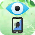 Azul Luz Filtro (cuidar ojos) icon