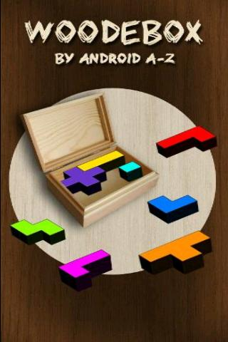 Woodebox Puzzle FREE- screenshot