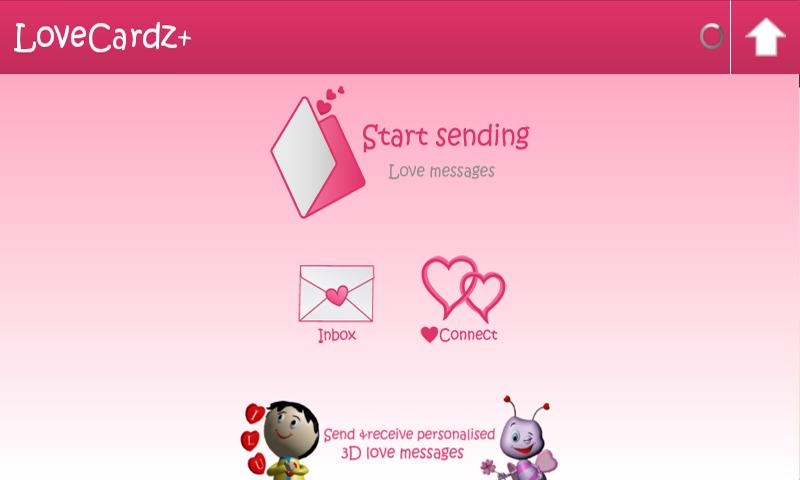 LoveCardz+ - 3D Animated Cards - screenshot
