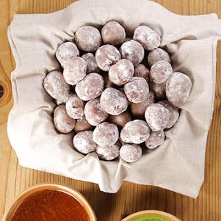 Wrinkled Potatoes
