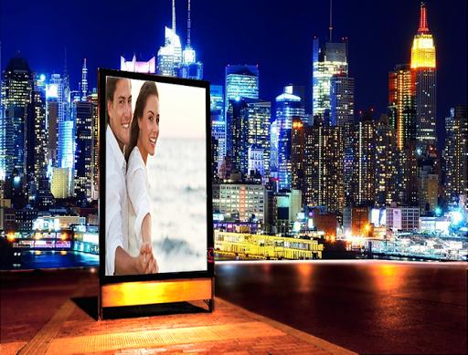 Advertising Photo Frames