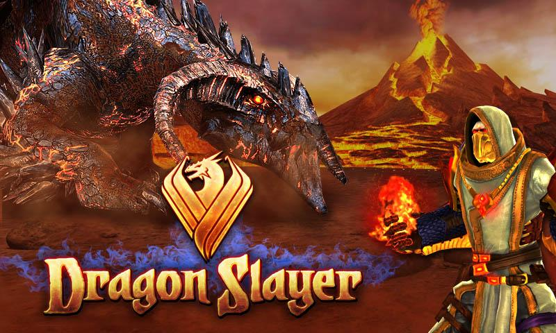 DRAGON SLAYER - screenshot