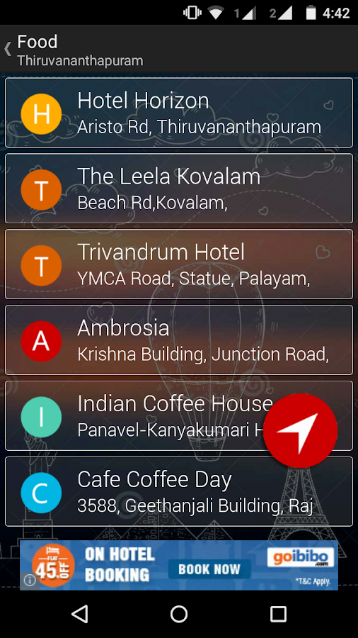 India Tourism- screenshot