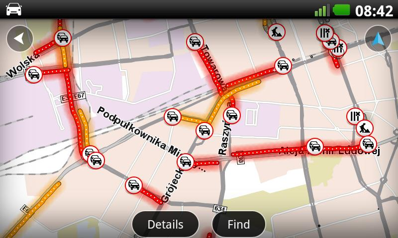 TomTom Eastern Europe - screenshot