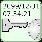 Lock Date Time Memo icon