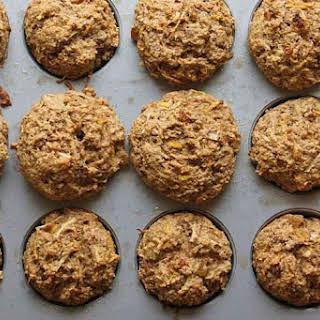 Autumn Harvest Quinoa Muffins.