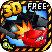 Crazy Truck Traffic 3D★Escape★