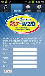 95.7 WZID- screenshot thumbnail