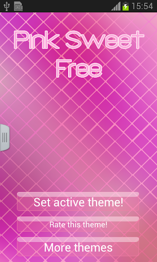粉紅色的甜蜜免費鍵盤