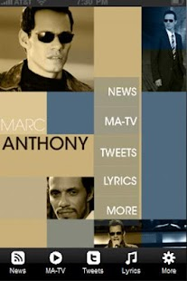 Marc Anthony TV (New) - screenshot thumbnail