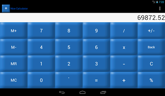 Nice Calculator- screenshot thumbnail