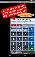 Screenshot of POWER Calculator