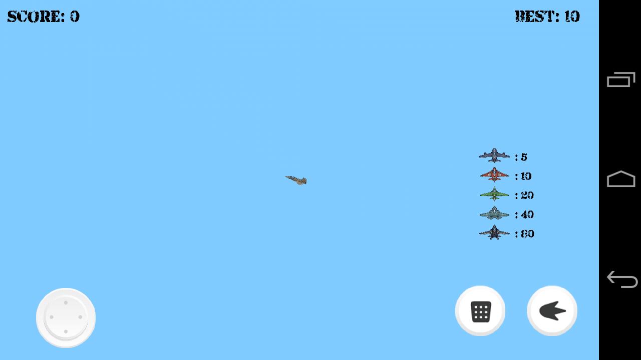 Dogfight Gauntlet - screenshot