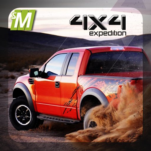 4x4 Expedition Racing Trophy 2018