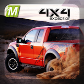 4x4 Expedition Racing Trophy