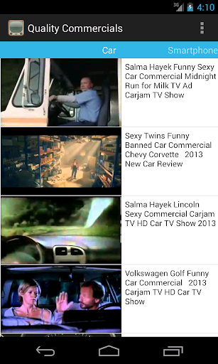 Quality Commercials
