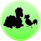 Farm Games for Kids icon