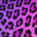 GO SMS Girly Cheetah Theme icon