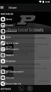 Perry Local Schools- screenshot thumbnail