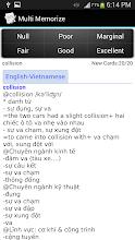 Multi Language Dictionary by PVDApps screenshot thumbnail
