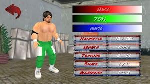 18 Wrestling Revolution 3D App screenshot