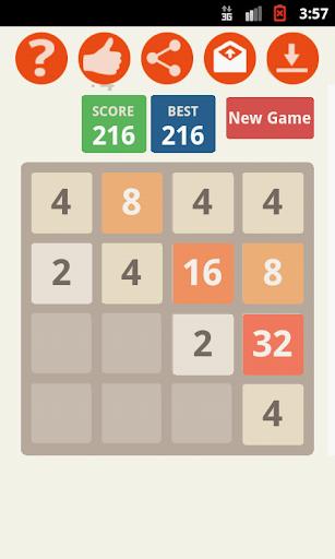 2048 Smart Puzzle