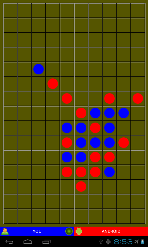 Gomoku - screenshot