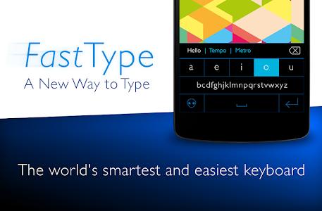 Fast Type Keyboard v1.2.7.1
