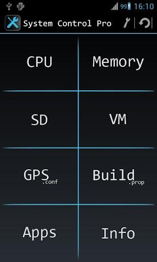 System Control Pro- screenshot thumbnail