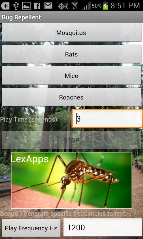 Pest Control - screenshot