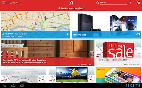 Argos - screenshot thumbnail