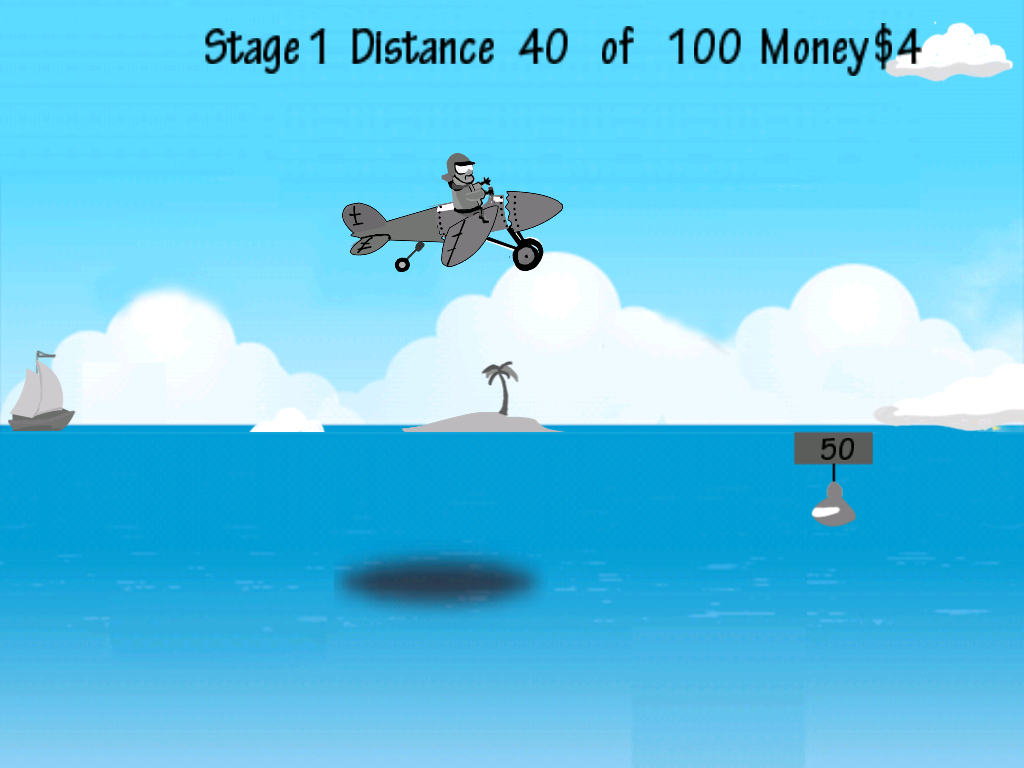 Paper Plane Flight 2.0 Free- screenshot