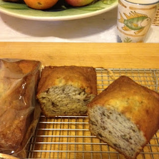 Banana Bread With Spiced Pecans