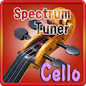 Spectrum tuners cello icon