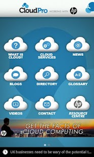 Guide to Cloud Computing - screenshot thumbnail